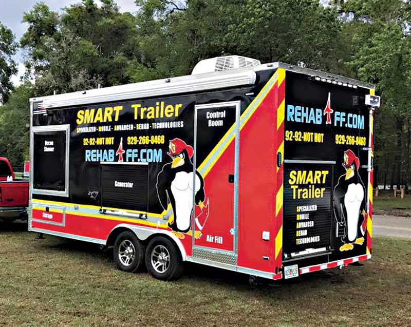 Smart Trailer rehab4ff